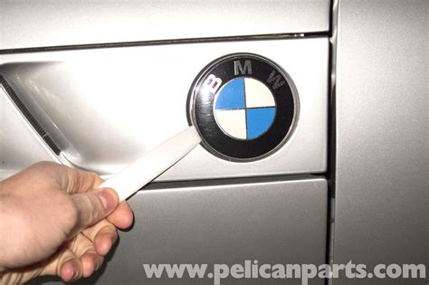 Bmw Z3 Front And Side Emblem Replacement