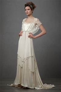 vintage style wedding gowns for a summer wedding rustic With wedding dresses retro style