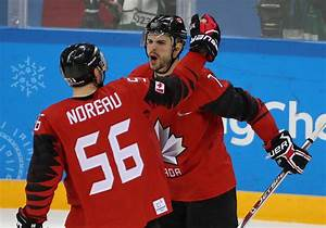 Canadian men's hockey team reaches quarterfinals with win ...