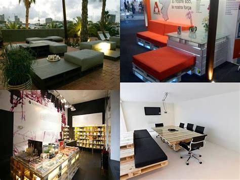 muebles reciclados diseñandoando muebles reciclados hechos con tarimas de