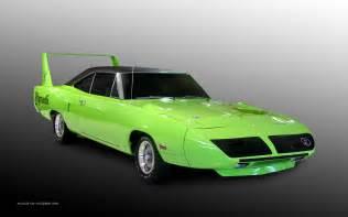 Plymouth Road Runner Superbird Car