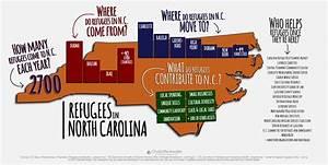Refugee Infographics | Charlotte Awake