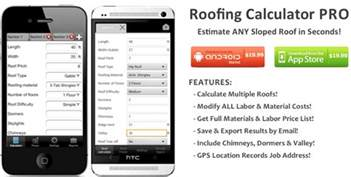 Roof Estimates Per Square by Roofingcalculator Org Estimate Local Roof Prices