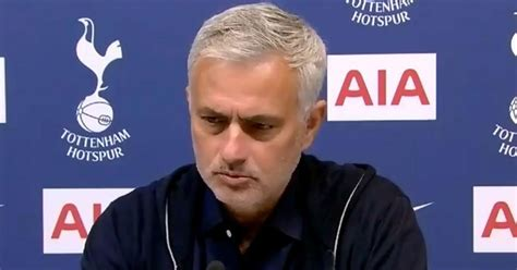 'Are you joking?': Jose Mourinho admits he's given up on ...