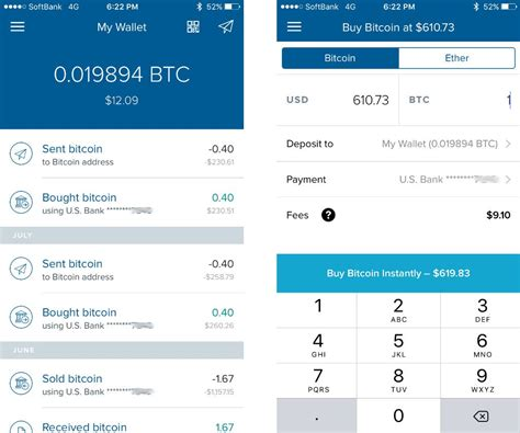 View all this content and any information contained therein is being. How To Get A Bitcoin Address Coinbase | How To Get Bitcoin Sv From Ledger