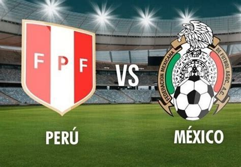 Mexico vs Peru Friendly Live Streaming, TV Channels, Preview