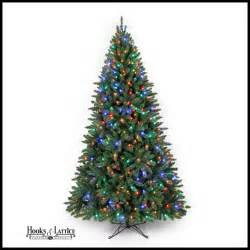 5ft Pre Lit Led Christmas Tree 7ft spruce artificial christmas tree clear led lights