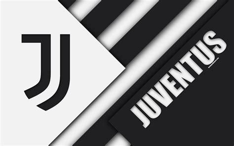 Télécharger fonds d'écran Juventus FC, nouveau logo, 4k ...