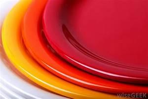 Melamine Plastic Plates  Melange 6