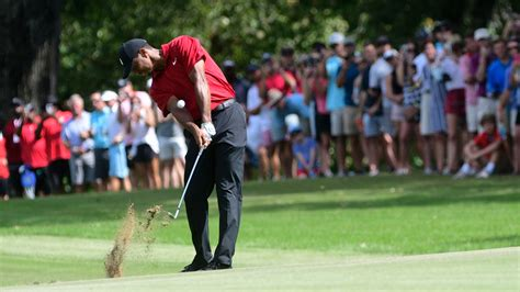 Tiger Woods wins Tour Championship; first PGA win in 5 years