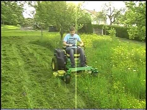 deere z 425 hochgrasm 228 hen z425 grass mowing www feucht obsttechnik de