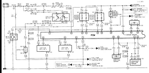 i need wiring diagrams for a 2000 mazda protege 1 6l automatic i need the diagrams for the ecu