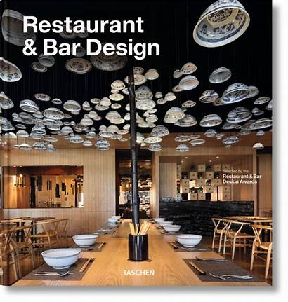 Bar Restaurant Taschen Books Cart Hollywood Restaurantes