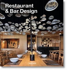 Restaurant bar design taschen books for Interior design restaurant books