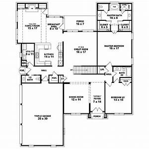 4 bedroom 35 bath house plans bedroom at real estate With 4 bedroom and 3 bathroom house