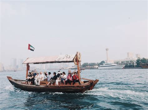 Ferry Boat Dubai by Five Days In Dubai What To Do Where To Eat And How To