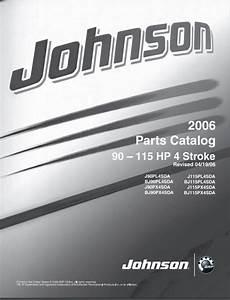 2006 Johnson Evinrude 90  115hp 4