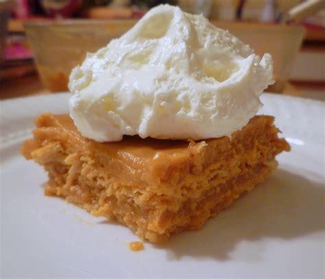 what s baking in the barbershop pumpkin pudding graham cracker quot cake quot