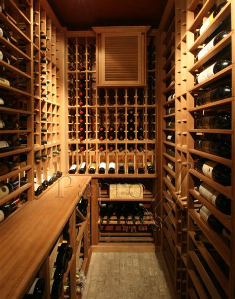 small space wine cellars  papro consulting