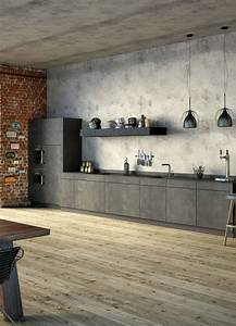 Küche Beton Arbeitsplatte : 29 best betonk che k chen aus beton images on pinterest kitchen modern dark kitchens and ~ Sanjose-hotels-ca.com Haus und Dekorationen