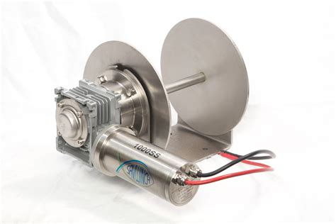 Boat Winch For Anchor by Savwinch 1000ss Signature Series Winch Savwinch Boat