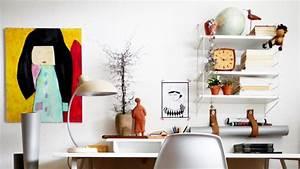 Schreibtisch Im Wohnzimmer Integrieren : arbeitszimmer einrichten die besten ideen ~ Bigdaddyawards.com Haus und Dekorationen