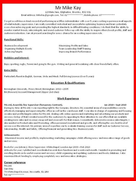 To Right A Resume by How To Write A Resume