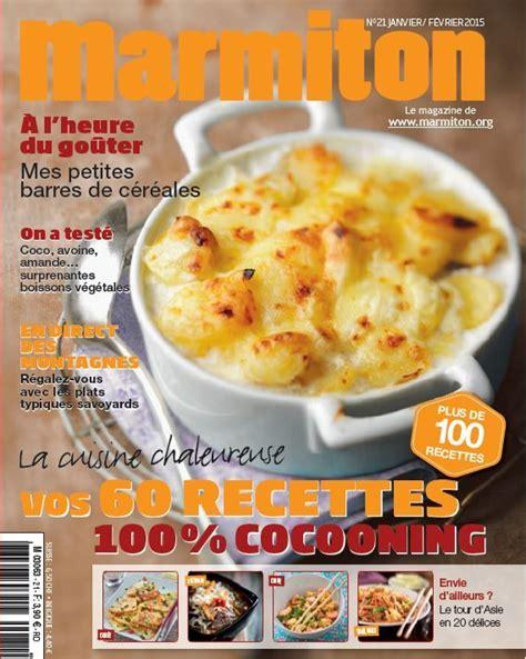 livre de cuisine marmiton les 33 meilleures images du tableau magazine marmiton sur