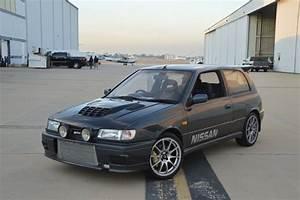 Nissan Sunny Gti R : 1990 nissan pulsar gti r toprank motorworks ~ Dallasstarsshop.com Idées de Décoration