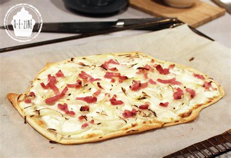 vdi cuisine flammekuech pour un vendredi gourmand blogs de cuisine
