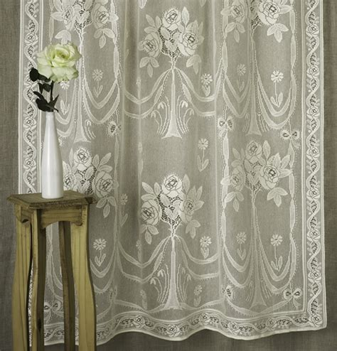 arbor nottingham lace curtain direct from lace