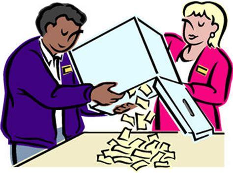 bureau de vote election dp organiser les élections de délégués du personnel