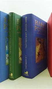 HARRY POTTER (4 VOLUME SET) written by Rowling, J.K ...
