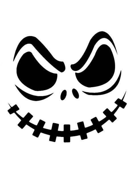 Jack Skellington Pumpkin  Cricut Cutter Ideas Halloween