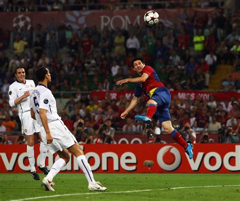 2009 Лига Чемпионов 20082009. Финал. Барселона - Манчестер Юнайтед.