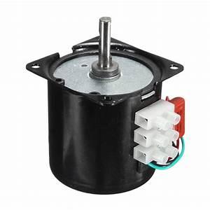 60ktyz 220v 14w Permanent Magnetic Synchronous Ac Motor