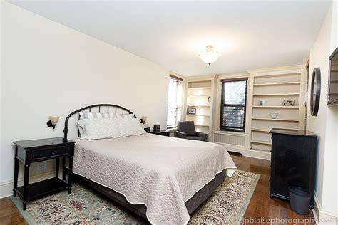 ny apartment photography newly renovated  bedroom
