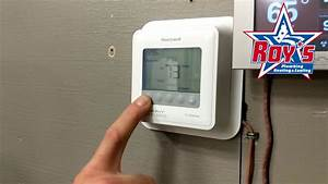How To Use Your Honeywell T4 Pro Thermostat
