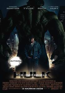Incredible Hulk, The (2008) poster - FreeMoviePosters.net