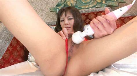 Ruri Hayami Chick In Lingerie Taking Tough