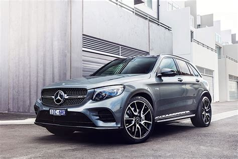 It is available in 1 variant, 1 engine option and 1 transmission option : Mercedes-AMG GLC 43 (X253) specs & photos - 2016, 2017, 2018, 2019 - autoevolution