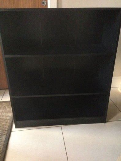 Argos Maine Bookcase by Argos Maine Bookcase Black Ash For Sale In Naas