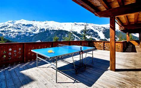luxury ski chalet chalet genepi meribel firefly collection