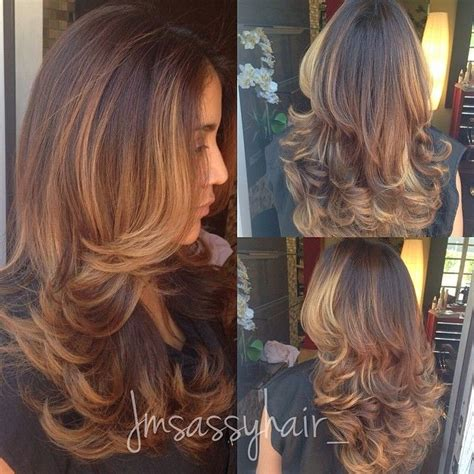 be beautiful hair style layeredhaircut color retouch summerhair hairbyjules 5306