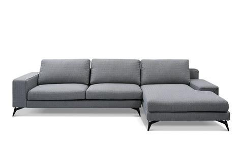 canape meridienne design canapé d 39 angle design avec méridienne karvia svellson