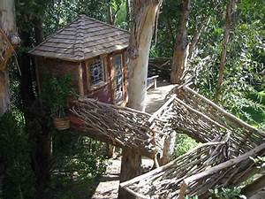 Ideas : Beautiful Cool Tree Houses Decorating Ideas Unique ...