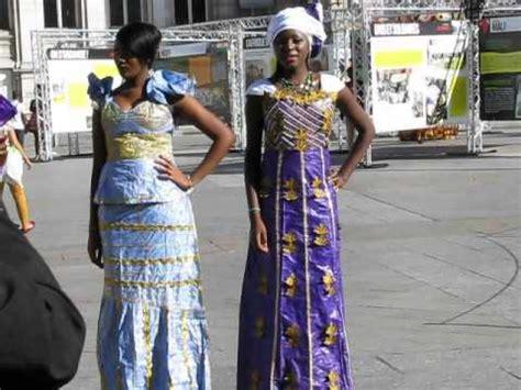 d 233 fil 233 de mode africaine femme fashion week 2