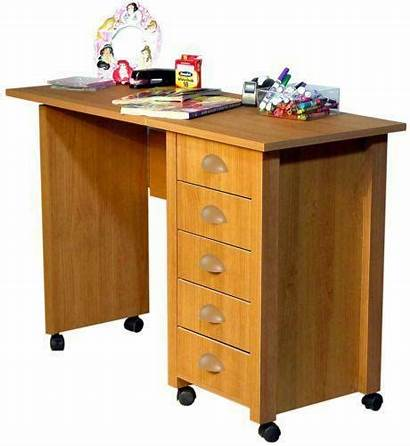 Desk Sewing Folding Table Craft Cutting Mobile