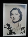 Vintage Hollywood 1930's Frieda Inescort autographed photo ...