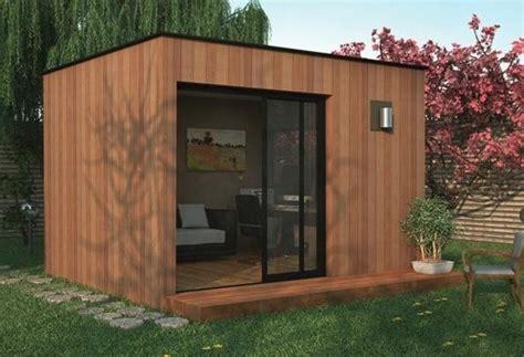 bureau jardin installer bureau dans jardin habitatpresto